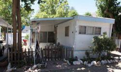 GET IT WHILE IT LAST !! Located in River view campground & RV park. This is right on the river & within walking distance to river, shops, market & lots of water and outdoor activities. 1 bedroom 1 bath with an addition that could be used for an extra