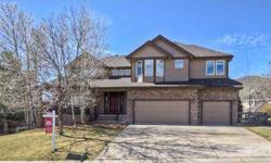 Ahhhhhhmazing home! 4 beds up with loft, main floor office, huge kitchen with cherry cabinets, double ovens, gas range and butlers pantry. Brand new top of the line roof and exterior paint. Crown moldings, french doors, hardwood flooring, custom stone gas