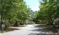 Beautiful wooded lot in private setting surrounded by custom homes. Wide and deep lot - great for 1 or 2 level home with side entry garage. Just minutes from downtown Summerville. High & dry wooded lot. Public water and sewer available at road.Listing