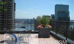 Investors Dream at the Fabulous 212 Condominium. The rarely available High Floor E Line is a 1 Bedroom Corner Apt with Balcony and Gorgeous City + River Views. Apt features a State of the Art Open Kitchen with Stone countertops, Superior stainless