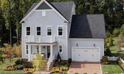 CAPE CHARLES MODEL BY NV HOMES AT POTOMAC SHORES. With the creation of more than 3,800 new homes, Potomac Shores will introduce a new level of high quality building, craftsmanship and pride to Northern VirginiaGus Anthony has this 7 bedrooms / 6.5