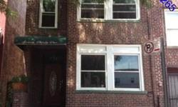LARGE 2 FAMILY BRICK HOME SEMI DETACHED ON A NICE AND QUIET BLOCK IN BEDSTUY, 2 BLOCKS FROM SHOPPING AND TRANSPORTATION. THIS LOVELY HOME HAS 5 LARGE BEDROOMS WITH SEPARATE KITCHENS, GORGEOUS ORIGINAL DETAILS, A LARGE BACK YARD AND LARGE BASEMENT WITH