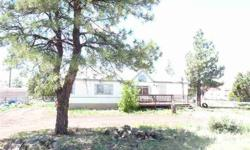 Manufactured home, 3 bedroom 2 bath, clean and nice. small deck in front. a few nice pine trees. close to U.S. forest Service and creek. Listing originally posted at http