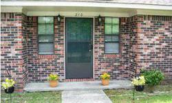 Your new home is a less than a five minute drive to Quaint Historic District of Downtown Summerville, Azalea Park (home of the annual Azalea Festival), many restaurant, grocery stores, movie theaters, and shopping, home improvement stores, bike trails,