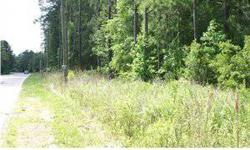 Wow 1.22 acres in an area of Summerville that is growing rapidly! Located near highly traveled Jedburg Rd, Old Orangeburg. Mallard and Butternut roads. Easy access to Interstate 26 and only minutes to quaint historic downtown Summerville... Close