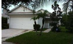 Short Sale, Cute 2 bedroom 2 Bath home; Den could be 3rd Bedroom. Walk to elementary school. Great community ammenities. Enjoy the pool or the play ground. Sit out front on the porch in your rocker and enjoy Florida Living. Open floor plan. Come se