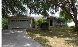 Bank owned 3 bedroom 2 bath block home located in a small, quiet neighborhood. Proeprty is in close proximity to I-4 and major Florida attractions. Must see!!!