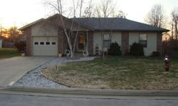 3 bedroom 1 bath 1 car garage at the end of a dead end street. Wonderful home!