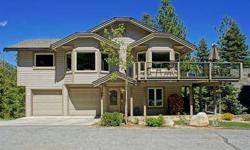 This home is located in a quiet clu-de-sac setting among towering pines. It's been beautifully remodeled and features lovely views of Lake Tahoe. Entry level has 1 bedroom and bath as well as a spacious living/family room. On the top level you'll find the