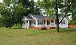 1600 Hickory Nut Rd., Inman. This quant 3 bedroom 1 bath home is nestled just off Hwy 26 and Hwy 9. As you walk up to the covered porch entrances you???re welcomed by the bright clean siding and the composite board decking. Just off the two porches lies a
