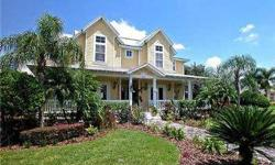 A must see Custom Key West Home like no other in Central Florida nestled in a secluded Windermere gated community . The house conjures up the leisurely romance of the Florida keys with resort features including custom lagoon pool, spa & grotto, elegant