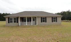 Recently remodeled 3 bedroom 2 bath ranch sits on an acre! Nice flat lot. Total electric with central heat and air. Qualifies for Rural Housing Financing!Listing originally posted at http
