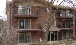 This one's for you. Completely decorated, 2nd flr end unit, new carpeting, new kitchen floor, all appliances included. Ceramic floor & walls in full bath. Building is flexicore. Balcony door out of living room, laundry below on lst flr. Just steps away.