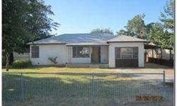 Come stop by and check out this cute home located in South East Hanford! This home features 3 bedrooms and 1 bath, a nice sized lot, perfect for those family gatherings! With just a little elbow grease, this home will shine! Hurry, this great deal wont