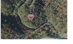 -3.14 acre lot located in private gated property of firefly mountain close to the historic town of hot springs.