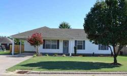 Own this 3 bedroom home with fenced back yard, vaulted ceiling in the open living area AND detached garage/shop. Above ground pool with deck. Stove, dishwasher, microwave, blinds and ceiling fans stay.Listing originally posted at http