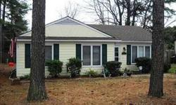 One family home for sale by owner in chesterfield, va 23832. Listing originally posted at http