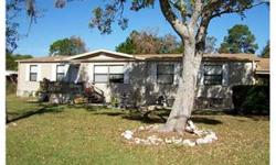 Nice & Big on a 1/2 Acre MOL. 3/2 with a study. Indoor laundry, 1 car carport, Barn with electric and fenced rear yard. Owner Financing with good down payment! Bedrooms: 3 Full Bathrooms: 2 Half Bathrooms: 0 Living Area: 2,408 Lot Size: 0.45 acres Type: