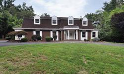 Spectacular CH Colonial with so many amenities! Resort like setting w/inground heated pool (22 x 44), spa & 2 stone patios with complete privacy; Granite kitchen w/Viking & Bosch SS appliances; MBR Suite w/sitting room & luxury bath; large rooms thruout;
