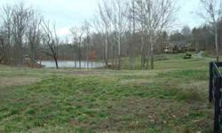 LONG ROAD FRONTAGE, LEVEL TO GENTLY ROLLING LOT WITH 300+/- FT ON VERY NICE LAKE. BANK OWNED---BRING OFFERS! Listing originally posted at http