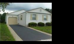 Lovely Spacious Shoreview Model Located In The Jersey Shore Adult Community Of Holiday Ciy Heights ~ Settle Right Into This Spacious 2 Bed/2 Bath Property ~ Open Floor Plan With An Extremely Large Living Room/Den Area Which Leads To An Outdoor Deck As