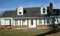 POSSIBLE SHORT SALE. Not your ordinary house with over 4,000 SF, middle of JC but only county taxes, currently on septic tank but sewer at the road (sewer is not connected and seller will not pay for connection) 2 kitchens, and tons of space. BUT it needs