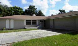 Affordable 3/3/2 in the city of New Port Richey. This spacious home features better than average size bedrooms, three full baths, a family room with wet bar and a large screen lanai. Back yard is fully fenced. Walking distance to Gulf High School. Minutes