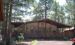 Short sale opportunity! This two bedrooms two bathrooms doublewide manufactured home is spacious and on a wooded 1.20 acre lot. Diane Dahlin is showing 2883 Little Hawk Trail in OVERGAARD, AZ which has 2 bedrooms / 2 bathroom and is available for