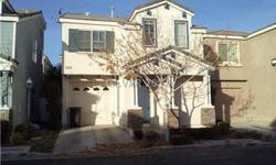 Great Southwest home in model condition. Looks like brand new! Nice gated community. 3 bedrooms, 3 baths with attached garage. Nice kitchen with upgraded cabinets and countertops. Good sized bedrooms upstairs plus spacious master suite. Ths adorable home