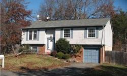 """NEEDS COSMETIC REAHB & UPDATING. CONVEYS STRICTLY """"AS IS"""". A HIDDEN GEM FOR YOU. GREAT LOCATION, ONLY MINUTES TO BELVOIR COMPLEX & KINGSTOWNE. Bedrooms: 4 Full Bathrooms: 3 Half Bathrooms: 0 Lot Size: 0.28 acres Type: Single Family Home County: Fairfax"""