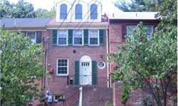 Gorgeous 4 level TH in Old Town. Huge top floor with bonus room with large windows. Wood Floors, granite kitchen counter, renovated bath rooms, Wet Bar with wine cooler. Walkout basement with wood burning fire place. Charming backyard with brick patio.