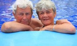 Yes, it is an option that most don't know about.A senior citizen can put down say a 50% down payment, and possibly not have to make a payment on the balance of the loan for the rest of their life on the remaining mortgage.Qualifying for the reverse
