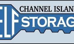 CHANNEL ISLANDS SELF STORAGE IS YOUR ONE-STOP FOR