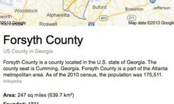Forsyth County Georgia Is The Healthiest Place To LiveThe Mary Ellen Vanaken Team of Keller Williams Realty http