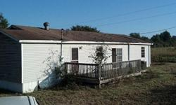Nice 4/1 on Three Acres of land that is fenced. Located in the country between Bedias and Madisonville Texas. Owner Will Finance! ~~832~574~4969~~