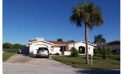 THIS 2 BEDROOM, 2 BATH, 1 CAR GARAGE HOME HAS BEAUTIFUL VIEWS OF THE SURROUNDING BIRD SANCTUARY. BOATING FROM YOUR DOCK IS LESS THAN 2 MINUTES OF NO-WAKE SPEED UNTIL YOU CAN BE UP ON PLANE & HEADING OUT FOR YOUR BOATING ADVENTURES. THERE ARE ALSO PLENTY