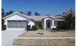 Whether you're looking for a vacation home or a full time home, this is the one! Located in desirable Fairway Oaks, convenient to shopping, restaurants, churches & the Suncoast Parkway for easy access to Tampa International Airport. Lovin gly maintained
