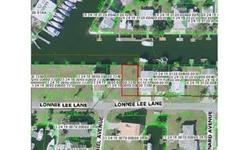 Look no further for that lot to build your dream home.The lot to the West is available,also the owners are related and would love to do a package deal! These 2 lots are the last lots able to have docks on Lonnie Lee. You can enjoy a wonderful view of the