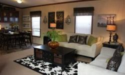 Cavalier Mobile Home CommunityMARCH MADNESS!!!Call Today!!DescriptionBeautiful New 3 Bedroom, 2 Bath Home. Free appliances, central heat/air, front/rear decks. Already set up in a great park that offers shaded sites, off-street parking, new playground,
