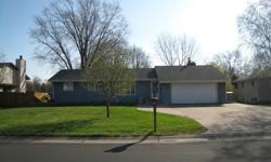 Updated 4 beds/2 baths rambler with fully finished basement and 2 car garage! Great backyard, great neighborhood!