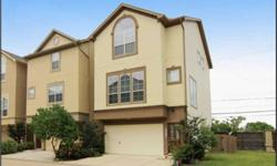 Perfect for those relocating to work or train in the texas medical center! Carol Mateo has this 3 bedrooms / 3.5 bathroom property available at 3019 Clearview Ci in HOUSTON for $2100.00. Please call (281) 599-7600 to arrange a viewing.