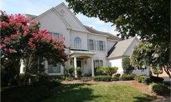OPEN 9/11 2-4. Enhanced with abundant natural light & beautiful millwork, this classic colonial-style home offers 6 bedrooms, 5 full baths, a gorgeous family room with a f.p, lovely formal spaces, a spacious kitchen & a finished lower level with a bar. 5