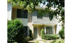 """Price just reduced! Marble foyer & kitchen floors, remodeled kitchen w/ 42"""" wood cabinets includes a pass-through to separate dining room. Laundry rm could be future main level half bath. 2006 HVAC. Cul-de-sac, garden view. Easy DC or VA commute on"""