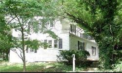1880'S FARMHOUSE WITH 2 CAR DETATCHED GARAGE ON 3/4 ACRE! SUNROOM ADDITON,HEARTOF OF PINE FLOORS,SLATE PATIO,UPDATED KITCHEN COUNTER TOPS AND CABINETS,PORCH OFF MBR,JACUZZI,LOTS OF CLOSETS,PLEASANT SETTING ON NICE TREED LOT!! YESTERYEAR CHARMER-SOME MINOR