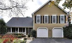 Everything has been done to this one! READY TO MOVE IN! RENOVATED KITCHEN & BATHS! Soaring ceilings, awesome master w/luxurious bath, family room w/WBFP open to eat-in kitchen. Custom built-ins! Stunning formal living & dining room! Multi-level deck