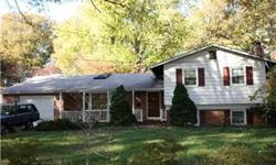Bright and sunny home in Potomac on a quiet cul de sac. Bigger than it looks from the outside. Large addition not on tax record. Gourmet kitchen, great for entertaining! Open floorplan. Skylights and a lot of windows. Eat in kitchen, separate dining rm.