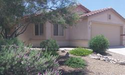 EZ Qual 4 bed 2 bath, 1550 sq ft in Oro Valley, AZ! Recently updated with granite kitchen and bath countertops, all stainless steel appliances, tile floors in common areas, tiled tub/shower surrounds, carpeted bedrooms. Large yard with view of