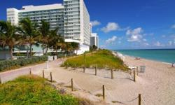 Units Private own. Deauville Beach Resort is your ideal choice for a full service hotel. This resort has a spectacular view of the Atlantic Ocean. Frank Sinatra who called the Deauville Beach Resort home when visiting illustrious Miami Beach. In 1964, the