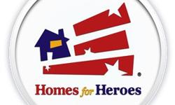 In thanks for your service we offer 25% of the gross commission received when a Hero buys or sells or does both. Average reward on a $200,000 house is $1500.I look froward to the opportunity to serve you.https;//NJHeroesHomes.com
