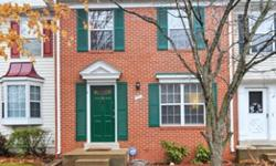 Turn-key property with upgraded kitchen, gleaming pergola floors, fenced in backyard with patio and shed, 3 bedrooms 2.5 baths, brick front, rec room in basement and custom paint. Super convenient location only minutes to 28 and the Dulles Toll Road.